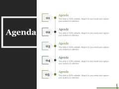 Agenda Ppt PowerPoint Presentation Styles Grid