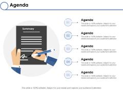 Agenda Ppt PowerPoint Presentation Styles Ideas