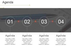 Agenda Ppt PowerPoint Presentation Summary Graphic Tips