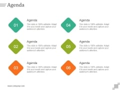 Agenda Ppt PowerPoint Presentation Themes