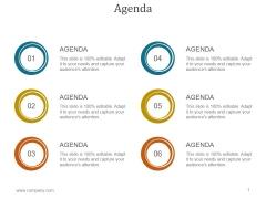 Agenda Ppt PowerPoint Presentation Topics