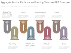 Aggregate Market Performance Planning Template Ppt Examples