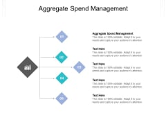 Aggregate Spend Management Ppt PowerPoint Presentation Icon Deck Cpb Pdf