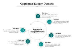 Aggregate Supply Demand Ppt PowerPoint Presentation Infographic Template Graphics Design Cpb