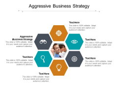 Aggressive Business Strategy Ppt PowerPoint Presentation Professional Show