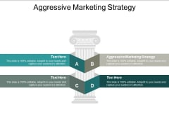 Aggressive Marketing Strategy Ppt PowerPoint Presentation Infographics Good