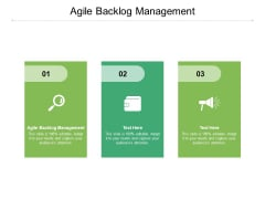 Agile Backlog Management Ppt PowerPoint Presentation Pictures Graphic Tips Cpb