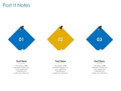 Agile Best Practices For Effective Team Post It Notes Ppt Slides PDF