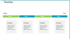 Agile Delivery Methodology For IT Project Timeline Ppt Slides Graphics PDF