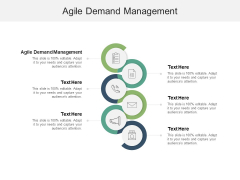 Agile Demand Management Ppt PowerPoint Presentation Icon Maker Cpb