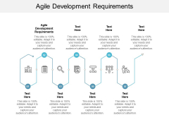 Agile Development Requirements Ppt Powerpoint Presentation Infographic Template Visual Aids Cpb