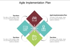 Agile Implementation Plan Ppt PowerPoint Presentation Show Files Cpb