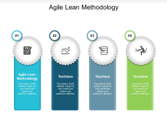 Agile Lean Methodology Ppt PowerPoint Presentation Layouts Slide Download Cpb