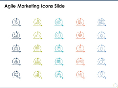 Agile Marketing Icons Slide Management Ppt PowerPoint Presentation Professional Maker