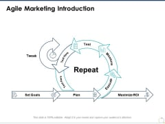 Agile Marketing Introduction Ppt PowerPoint Presentation Gallery Show