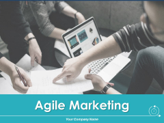 Agile Marketing Ppt PowerPoint Presentation File Sample