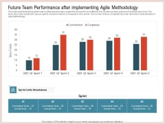 Agile Model Improve Task Team Performance Future Team Performance After Implementing Agile Methodology Template PDF