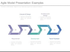 Agile Model Presentation Examples