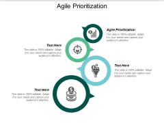 Agile Prioritization Ppt PowerPoint Presentation Summary Files Cpb