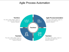 Agile Process Automation Ppt PowerPoint Presentation Slides Graphics Design Cpb