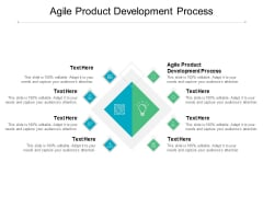 Agile Product Development Process Ppt PowerPoint Presentation Inspiration Master Slide Cpb