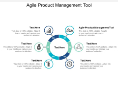 Agile Product Management Tool Ppt PowerPoint Presentation Model Templates Cpb