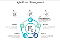 Agile Project Management Ppt PowerPoint Presentation Professional Styles Cpb