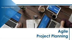 Agile Project Planning Ppt PowerPoint Presentation Complete Deck With Slides