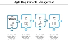 Agile Requirements Management Ppt Powerpoint Presentation Outline Design Inspiration Cpb