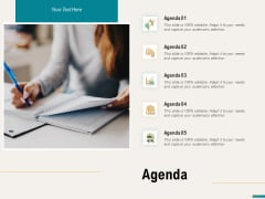 Agile Sprint Marketing Agenda Ppt Professional Elements PDF