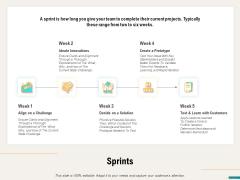 Agile Sprint Marketing Sprints Ppt Professional Visuals PDF