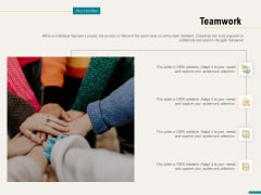 Agile Sprint Marketing Teamwork Ppt Infographic Template Backgrounds PDF