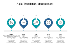 Agile Translation Management Ppt PowerPoint Presentation Inspiration Grid Cpb