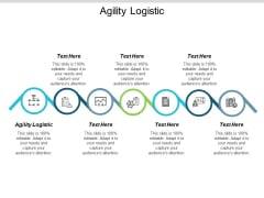 Agility Logistic Ppt PowerPoint Presentation Infographic Template Styles Cpb