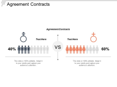 Agreement Contracts Ppt PowerPoint Presentation Slides Infographic Template Cpb