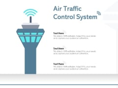 Air Traffic Control System Ppt PowerPoint Presentation File Styles