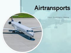 Airtransports Smartphone Cloudy Weather Ppt PowerPoint Presentation Complete Deck