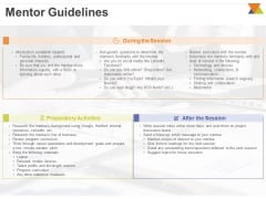 All About Reverse Mentoring Mentor Guidelines Ppt PowerPoint Presentation Pictures Diagrams PDF