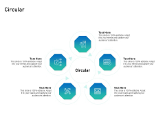 Alliance Evaluation Circular Ppt Styles Professional PDF