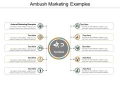Ambush Marketing Examples Ppt PowerPoint Presentation Information Cpb