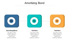 Amortizing Bond Ppt PowerPoint Presentation Inspiration Ideas Cpb Pdf