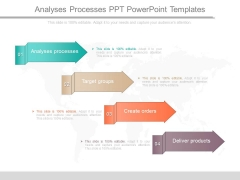 Analyses Processes Ppt Powerpoint Templates