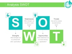 Analysis Swot Ppt PowerPoint Presentation Model