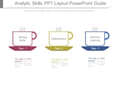 Analytic Skills Ppt Layout Powerpoint Guide