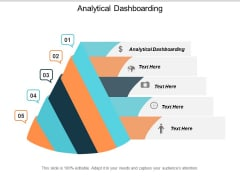 Analytical Dashboarding Ppt Powerpoint Presentation Slides Cpb