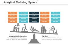 Analytical Marketing System Ppt PowerPoint Presentation File Good Cpb