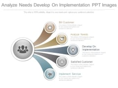 Analyze Needs Develop On Implementation Ppt Images