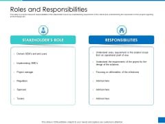 Analyzing Requirement Management Process Roles And Responsibilities Download PDF
