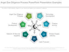 Angel Due Diligence Process Powerpoint Presentation Examples