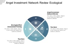 Angel Investment Network Review Ecological Risk Assessment Training Ppt PowerPoint Presentation Pictures Layout